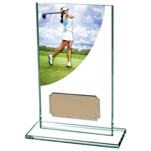 Colour Curve Golf Female Jade Crystal 140mm